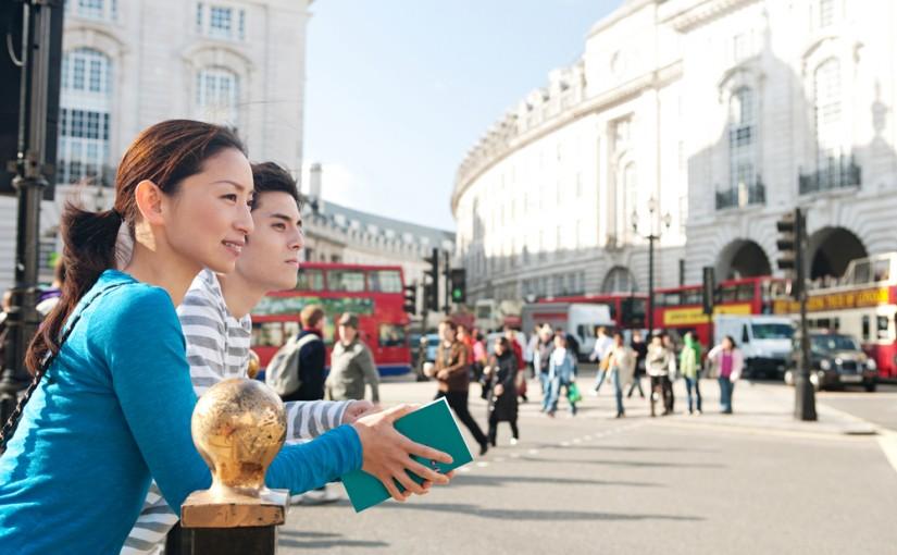 Derfor bør din næste feriedestination være London
