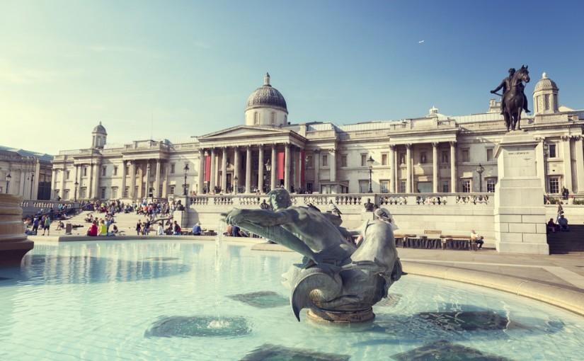 Der er mange grunde til at rejse til den smukke by London