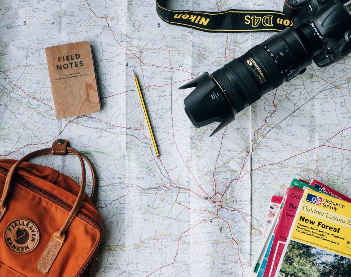 Pak tasken til rejsen
